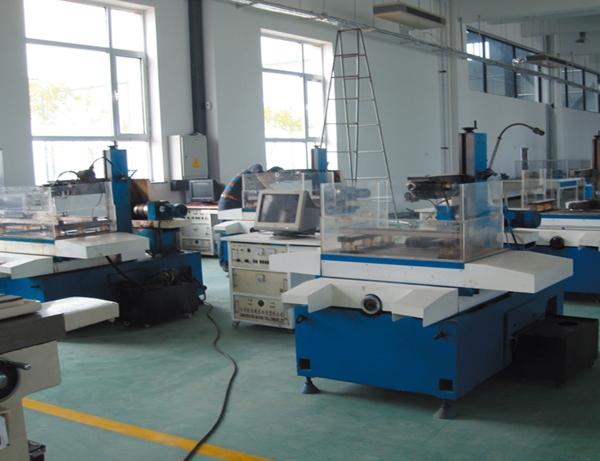 CNC WEDM Machine Tool